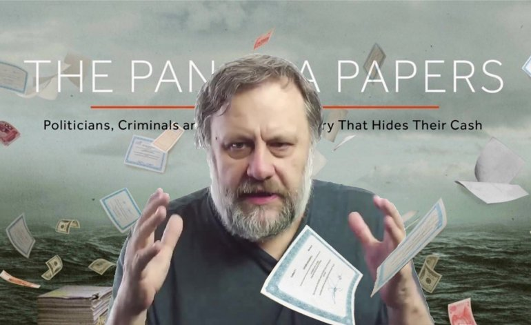 Zizek y los Panama Papers o ¿Por qué se lamen losperros?